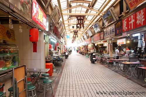Hua Xi Street Night Market, Taipei