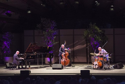 The Bad Plus perform Stravinsky's The Rite of Spring (arr. The Bad Plus) at Libbey Bowl
