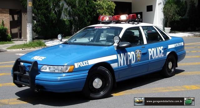 Taurus NYPD