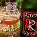 ベルギービール大好き! リオ・レゼルバ Rio Reserva@リトルデリリウム