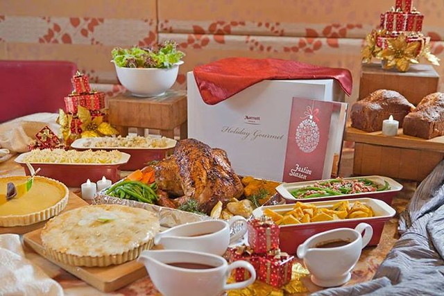 Turkey to Go from Marriott