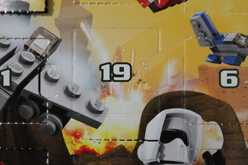 LEGO Star Wars 2013 Advent Calendar (75023) - Day 19