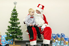 Santa at Playschool