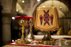 20 декабря, Представители духовной академии СПб приняли участие в праздновании дня памяти святителя Николая в г. Бари
