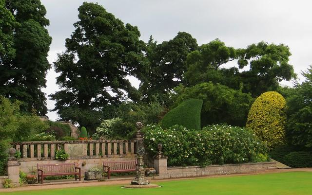 bancs de jardins