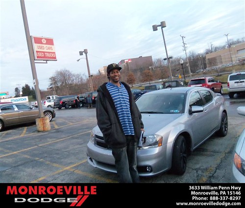 Happy Birthday to Daniel Sylvester King II  from James Platt  and everyone at Monroeville Dodge! #BDay by Monroeville Dodge