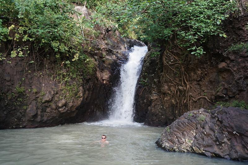 Sing Sing Waterfall near Lovina, Bali