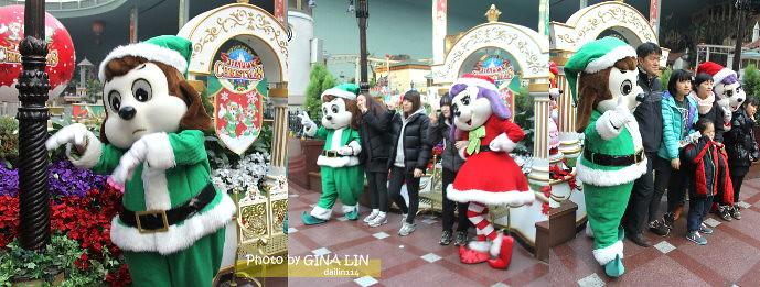 【樂天世界】LOTTE WORLD樂園|線上門票優惠|聖誕節攻略|首爾市區樂園|蠶室站,搭首爾地鐵就可以到! @GINA LIN