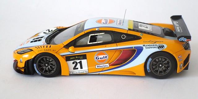 1:43 McLaren MP4-12C GT3s - TSM - Scale143.com