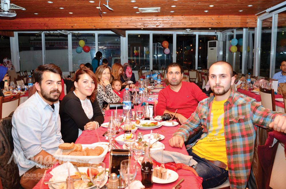 Mehmet Karabıyık, Meral Karabıyık, Arzu Tanaş, Ecrin Tanaş, İlyas Çalışkan, Mustafa Hakan Kuruçay