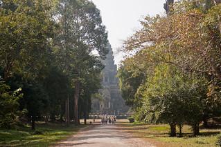 Image of East Gate. cambodge cambodia january angkorwat siemreap eastgate 2014 backentrance kampuchea canonefs1755mmf28isusm canon450d ព្រះរាជាណាចក្រកម្ពុជា preăhréachéanachâkkâmpŭchéa