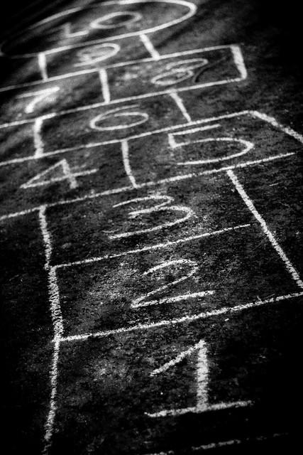 FV Flickr Top 5; 2-40: 02/52 Hopscotch Squares