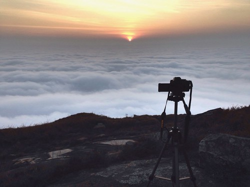 sun clouds sunrise day bangalore skandagiri