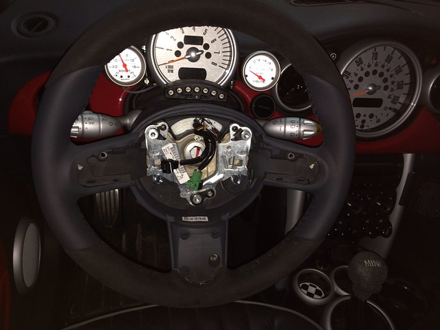 new wheel installed