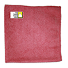 Microfibre Cloth - Red - SCLOTHMF005R
