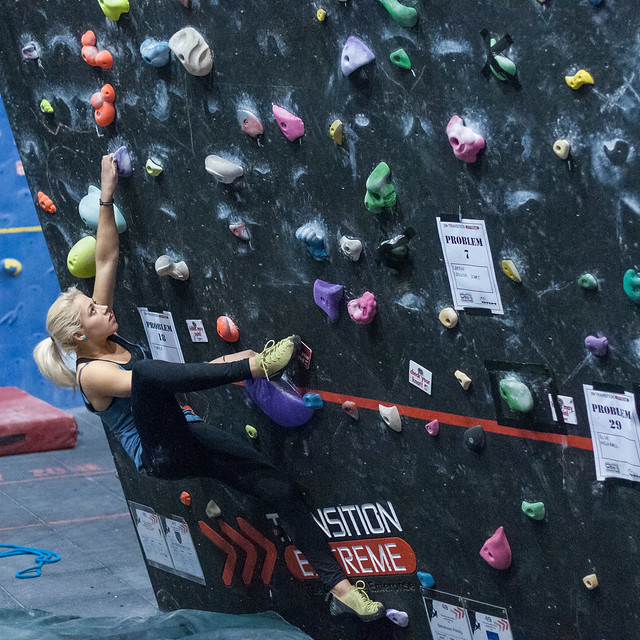 Transition Extreme Winter Bouldering Series 2013/2014: Round 3