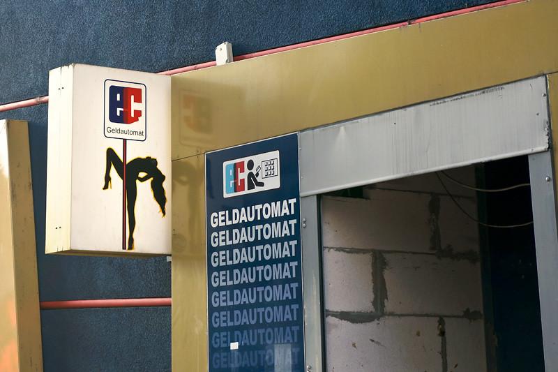 Geldautomat Reeperbahn