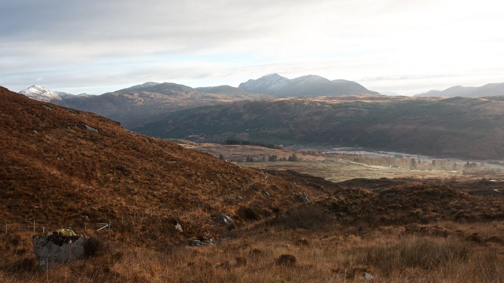 Garbh Beinn and Ariundle