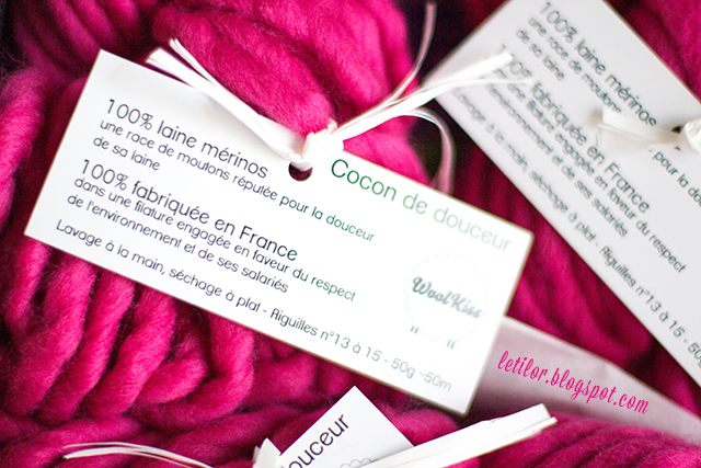 Woolkiss kit tricot