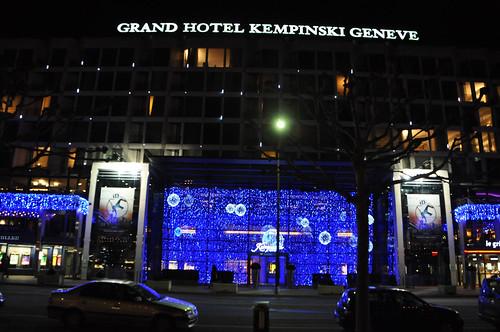 Hotel Kempinski Geneve