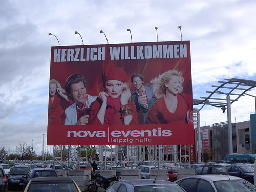 Nova Eventis Leipzig Germany