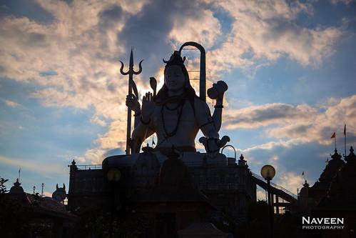 shiva sikkim giantstatue namchi chardhaam siddhesvaradhaam