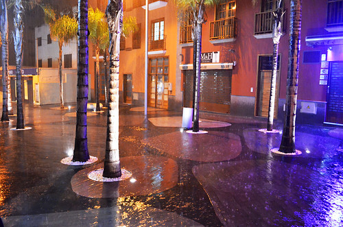 Rainy Jan, Tenerife