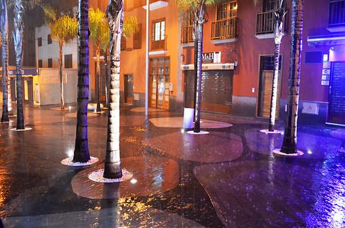 Rainy Jan, Tenerife