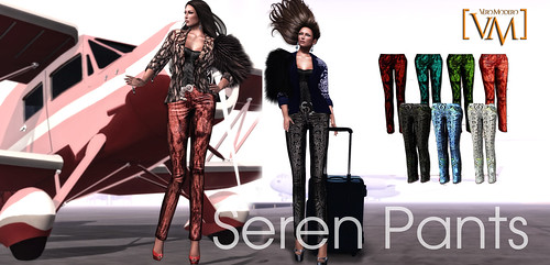 [VM] VERO MODERO  Seren Pants All