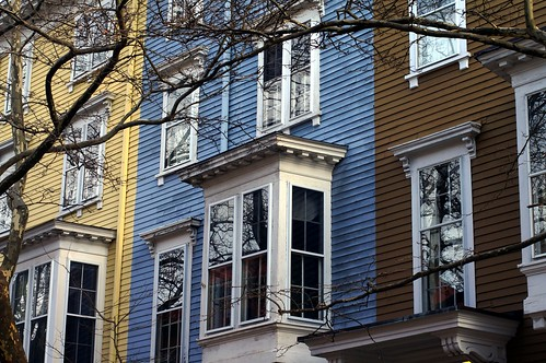row houses by t55z