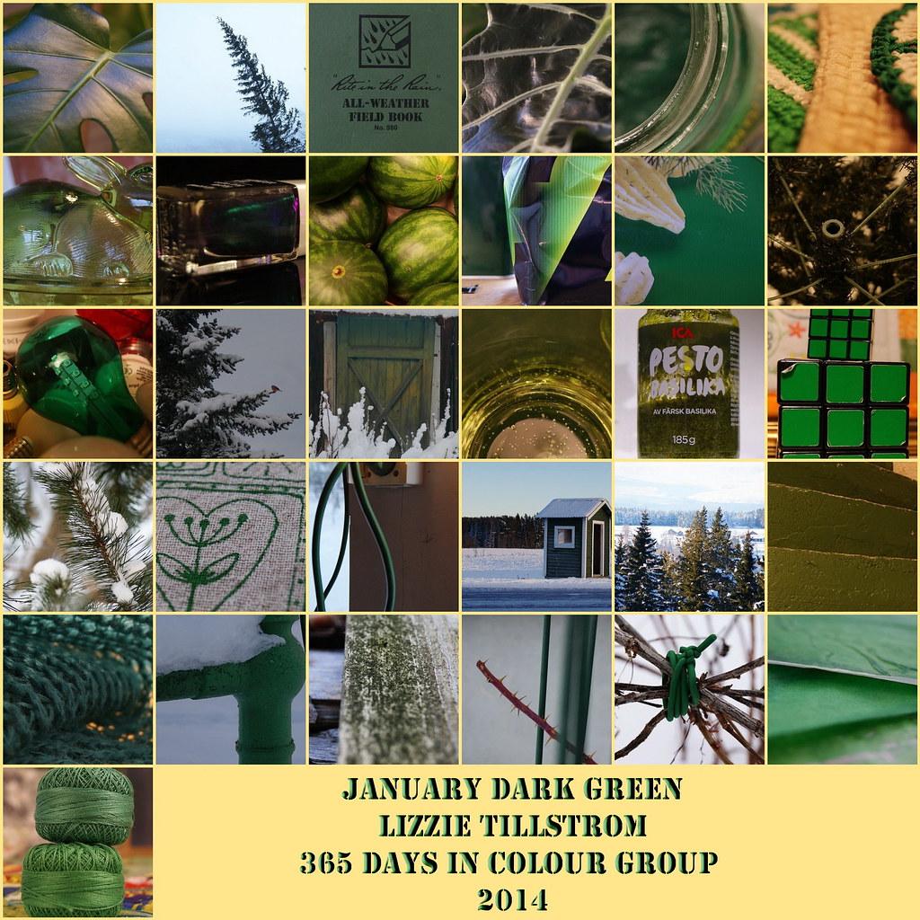 January Mosaic 2014