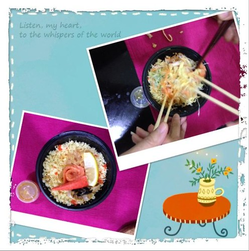 Sushi King Mini Yee Sang