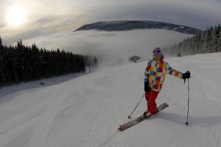 SNOW tour 2013/14: Velká Úpa - ta větší Úpa