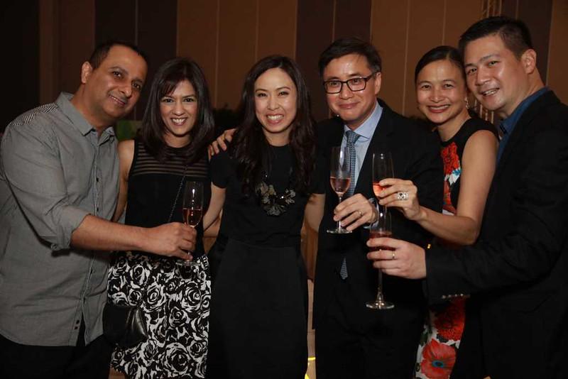 IMG_3865 Ravi & Roshan Samtani, Sabrina & Jerry Uy, Yvonne & Pael Romualdez