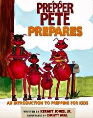 Prepper Pete Prepares Cover