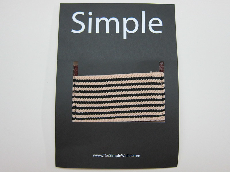 Simple Wallet - Packaging