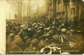 I.WK Novemberrevolution 1918