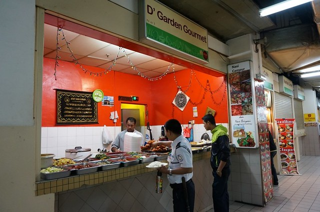 Best of Halal - Mid Valley Food Court, KL