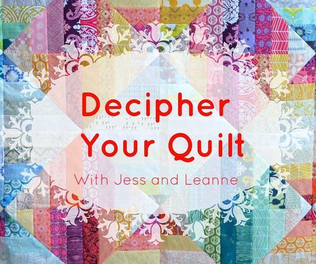 Decipher your quilt