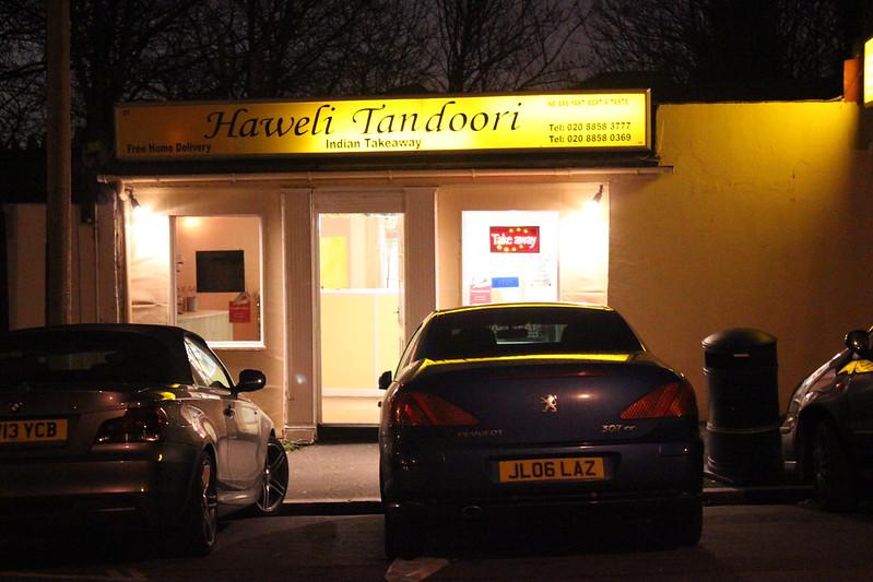 Haweli Tandoori take-away