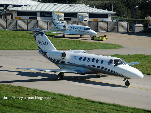 D-IMAX Cessna 525A CitationJet CJ2