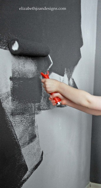 Chalkboard Accent Wall 7