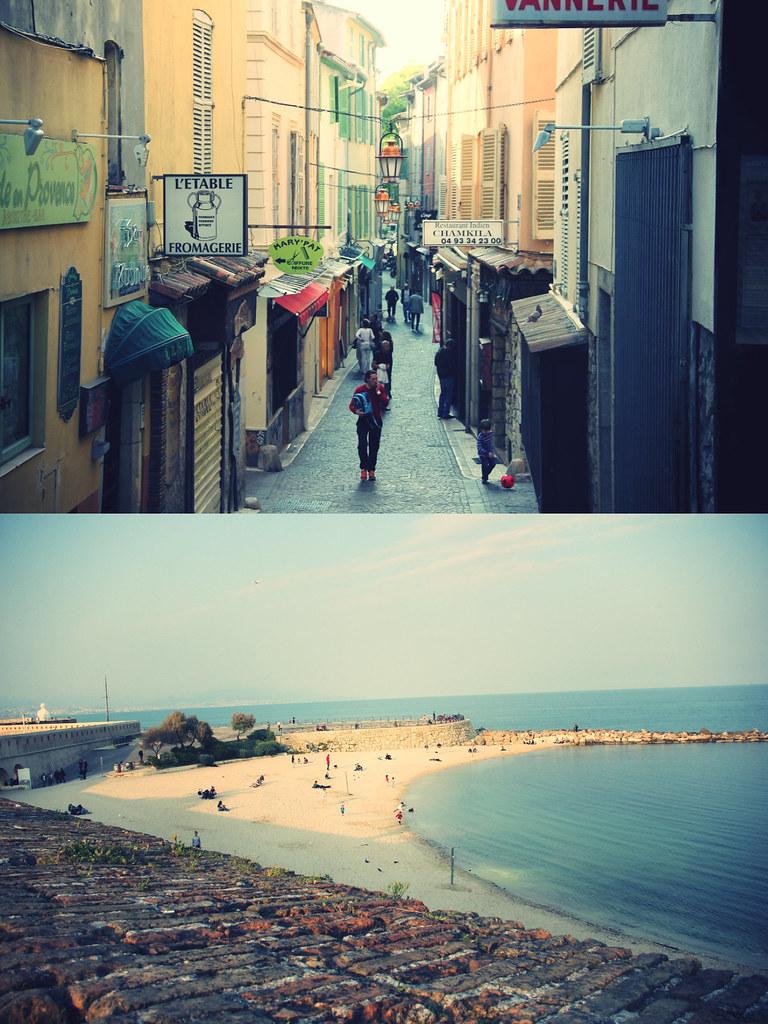 Viaje Costa Azul