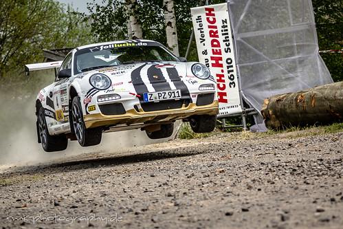 ADAC Hessen Rallye Vogelsberg 2014 - Porsche 997 GT3