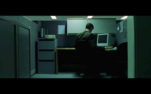 Office work (The Matrix)