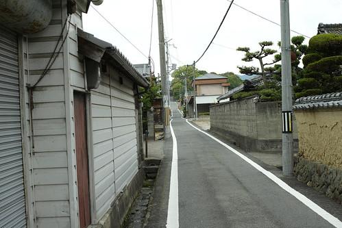 長田観音参道
