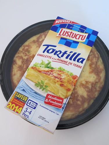 La tortilla toute pr te pour sauver mon repas ma p 39 tite cuisine - Ma p tite cuisine ...