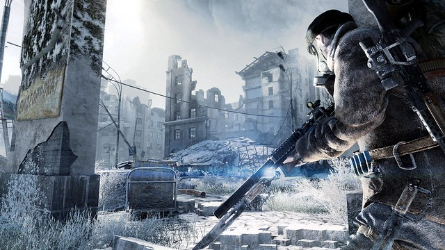 Metro Redux on PS4