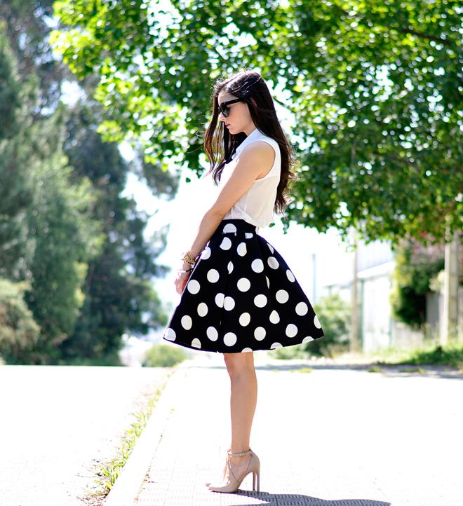 Dots Skirt_07