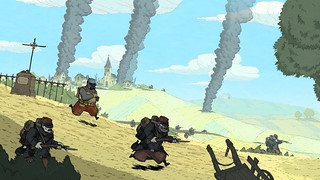 Valiant Hearts on PS4 and PS3